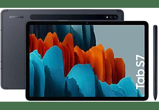 "Tablet - Samsung Galaxy Tab S7 4G, 128 GB, Negro, WiFi, 11"" WQXGA, 6 GB RAM, Snapdragon 865 Plus, Android 10"