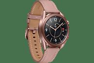 SAMSUNG Galaxy Watch3 Edelstahl 41mm BT, Mystic Bronze