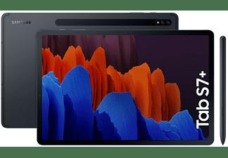 "Tablet - Samsung Galaxy Tab S7+, 128 GB, Negro, WiFi, 12.4"", 6 GB RAM, Snapdragon 865 Plus, Android 10"