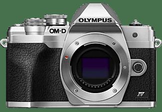 OLYMPUS OM-D E-M10 Mark IV Body Systemkamera 20.1 Megapixel, 7,6 cm Display Touchscreen, WLAN