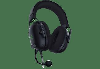 RAZER Blackshark V2 , Over-ear Gaming Headset Schwarz/Grün