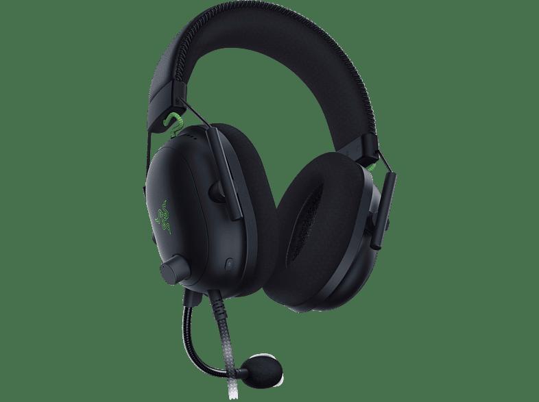 Razer Blackshark V2 - Over-ear Gaming Headset - Schwarz/Grün