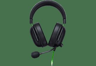 RAZER Blackshark V2 X, Over-ear Gaming Headset Schwarz/Grün
