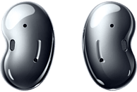 SAMSUNG True Wireless Kopfhörer Galaxy Buds Live, Mystic Black (SM-R180NZKAEUA)