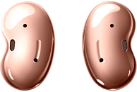 SAMSUNG True Wireless Kopfhörer Galaxy Buds Live, Mystic Bronze (SM-R180NZNAEUA)