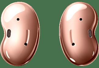 SAMSUNG True Wireless Kopfhörer Galaxy Buds Live, Mystic Bronze (SM-R180NZNAEUA)