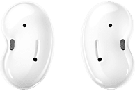 SAMSUNG True Wireless Kopfhörer Galaxy Buds Live, Mystic White (SM-R180NZWAEUA)