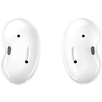 SAMSUNG True Wireless Kopfhörer Galaxy Buds Live, Mystic White (SM-R180NZWAEUA)