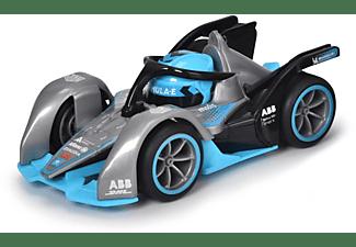DICKIE TOYS Formula E - Pullstring Racer, 3-sort. Spielzeugauto Mehrfarbig