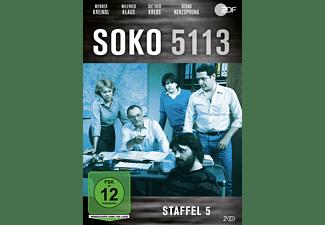 Soko 5113 - Staffel 5 DVD