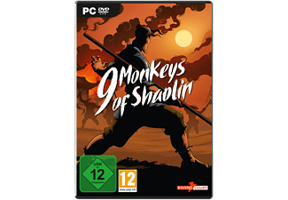9 Monkeys of Shaolin - [PC]