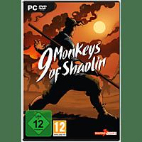 9 Monkeys of Shaolin - [PC]