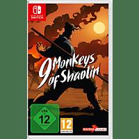 9 Monkeys of Shaolin - [Nintendo Switch]