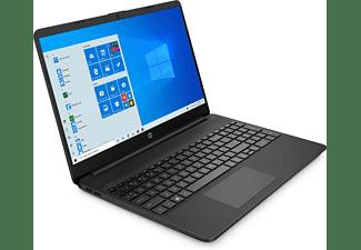 HP 15s-fq0316ng, Notebook mit 15,6 Zoll Display, Celeron® N Prozessor, 8 GB RAM, 256 GB SSD, Intel® UHD Graphics 600, Schwarz