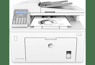 Impresora multifunción láser - HP LaserJet Pro M148fdw, 28 ppm,  1200 x1200 DPI, WiFi, USB, Blanco