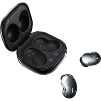 SAMSUNG SM-R180 Galaxy Buds Live, In-ear True Wireless Kopfhörer Bluetooth Schwarz