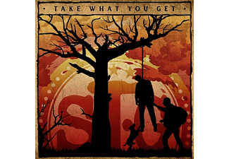 S.I.G - Take What You Get  - (CD)