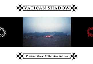Vatican Shadow - Persian Pillars Of The Gasoline Era (Digi)  - (CD)
