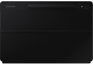 SAMSUNG EF-DT970 Keyboard Tablethülle Bookcover für Samsung Polycarbonate und Polyurethane, Schwarz
