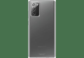 SAMSUNG EF-QN980, Backcover, Samsung, Galaxy Note20, Transparent