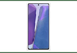 SAMSUNG EF-GN980, Backcover, Samsung, Galaxy Note20, Transparent/Weiß