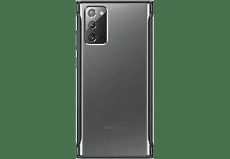 SAMSUNG EF-GN980, Backcover, Samsung, Galaxy Note20, Transparent/Schwarz