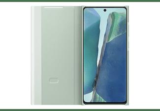 SAMSUNG EF-ZN980, Bookcover, Samsung, Galaxy Note20, Mint