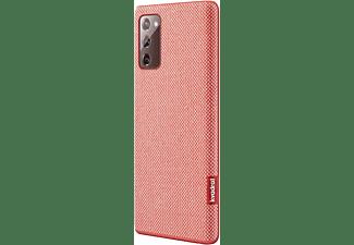 SAMSUNG EF-XN980, Backcover, Samsung, Galaxy Note20, Rot