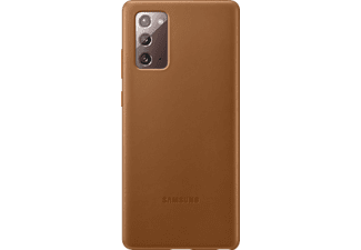 SAMSUNG EF-VN980, Backcover, Samsung, Galaxy Note20, Braun