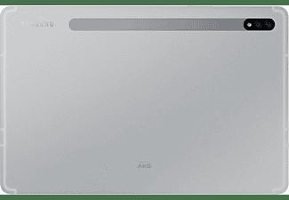 SAMSUNG Galaxy Tab S7 LTE, Tablet, 128 GB, 11 Zoll, Mystic Silver