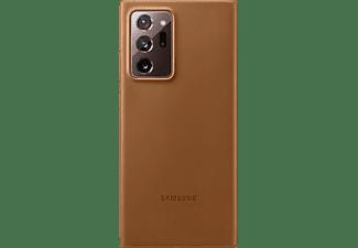 SAMSUNG EF-VN985, Backcover, Samsung, Galay Note20 Ultra 5G, Braun