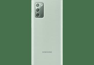 SAMSUNG EF-NN980, Bookcover, Samsung, Galaxy Note20, Mint