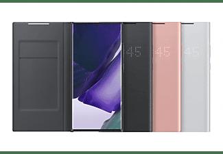 SAMSUNG EF-NN985, Bookcover, Samsung, Galaxy Note20 Ultra 5G, Schwarz