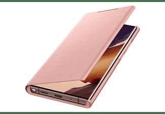 SAMSUNG EF-NN985, Bookcover, Samsung, Galaxy Note20 Ultra 5G, Braun