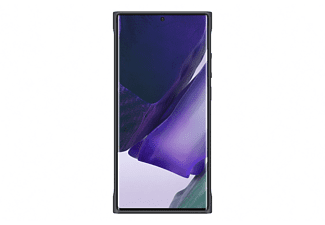 SAMSUNG EF-RN985, Backcover, Samsung, Galaxy Note20 Ultra 5G, Silber/Schwarz