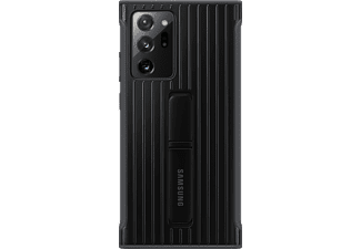 SAMSUNG EF-RN985, Backcover, Samsung, Galaxy Note20 Ultra 5G, Schwarz