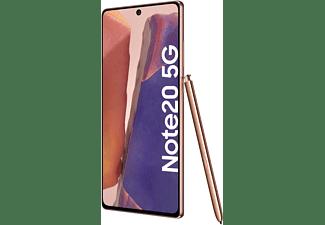 SAMSUNG Galaxy Note20 5G 256 GB Mystic Bronze Dual SIM