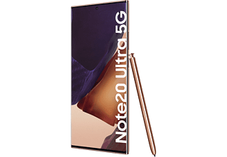 SAMSUNG Galaxy Note20 Ultra 5G 256 GB Mystic Bronze Dual SIM