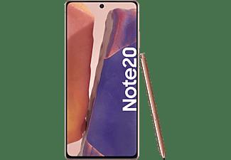 SAMSUNG Galaxy Note20 256 GB Mystic Bronze Dual SIM