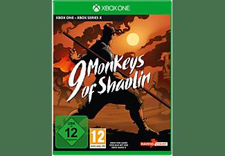 9 Monkeys of Shaolin - [Xbox One]