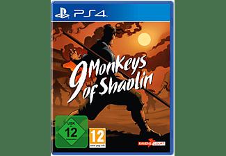 9 Monkeys of Shaolin - [PlayStation 4]