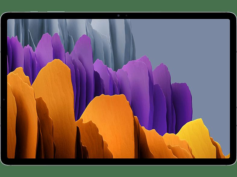 SAMSUNG Tablet Galaxy Tab S7+ Wi-Fi 128 GB Mystic Silver (SM-T970NZSAEUB)