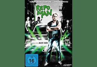 Repo Man DVD