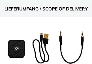 OEHLBACH BTR Xtreme 5.0 Bluetooth Sender und Empfänger, Schwarz