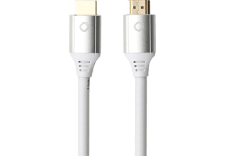 OEHLBACH Black Magic MKII HDMI Kabel, Weiß