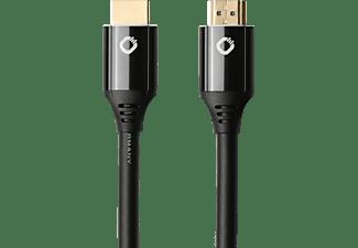 OEHLBACH Black Magic MKII HDMI Kabel, Schwarz