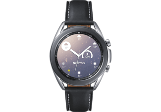 SAMSUNG Galaxy Watch 3 41MM STAAL ZILVER