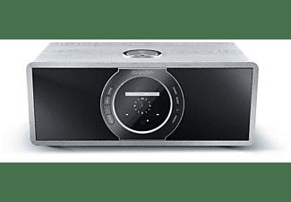 Radio - Sharp DR-I470 Pro, Por Internet, 30 W, Alarma, Bluetooth, Gris