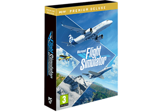 Microsoft Flight Simulator – Premium Deluxe - [PC]