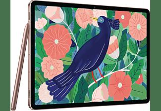 SAMSUNG Galaxy Tab S7 LTE, Tablet, 128 GB, 11 Zoll, Mystic Bronze